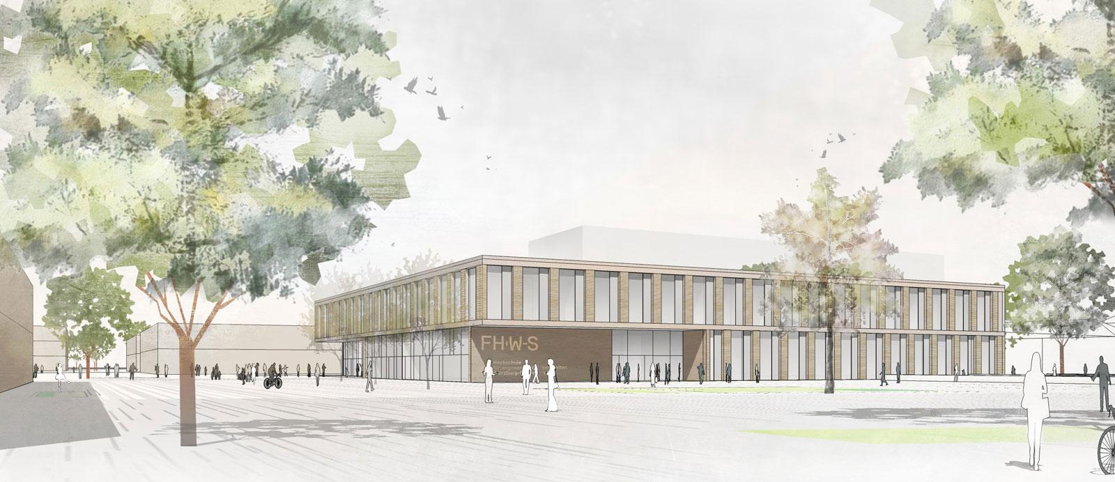 Architekten Schweinfurt faculty schweinfurt sinning architekten